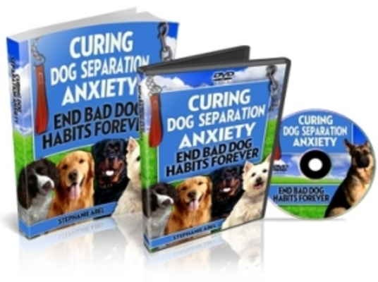 Product picture Curing Dog Separation Anxiety Private Label Rights