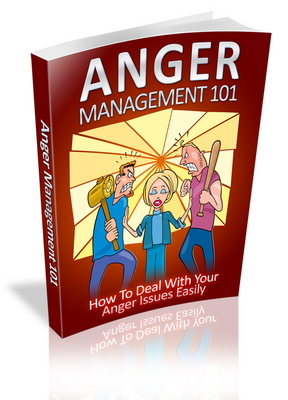 Product picture Anger Management 101 with Master Resale Rights