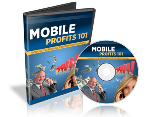 Product picture Mobile Profits 101 with Private Label Rights
