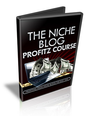 Product picture Niche Blog Profitz Course with Resale Rights