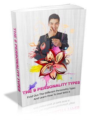 Product picture The 9 Personality Types Ebook
