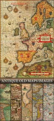 Product picture High Resolution Antique Maps Illustrations Images